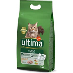 Chollo - Ultima Pienso para Gatos Adultos con Pollo (3kg)
