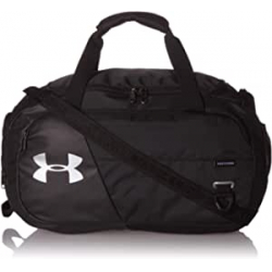 Chollo - Under Armour Undeniable Duffel 4.0 Bolsa de deporte grande Negro 85L - 1342658