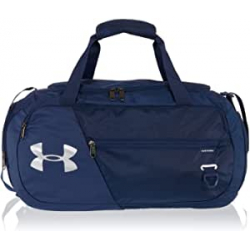 Chollo - Under Armour Undeniable Duffel 4.0 Bolsa de deporte pequeña Navy 41L - 1342656