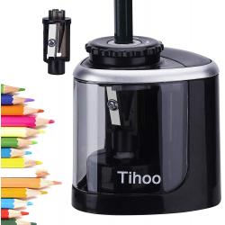 Chollo - UrMsun Sacapuntas eléctrico Afilador automático de lápices | UrMsun02