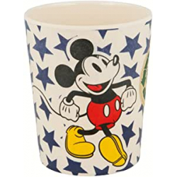 Chollo - Vaso bambú Mickey Mouse All Star  (270ml)