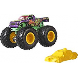 Chollo - Todoterreno Monster Truck Hot Wheels 1:64 - Mattel FYJ44