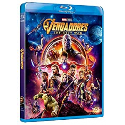Chollo - Vengadores: Infinity War [Blu-ray]