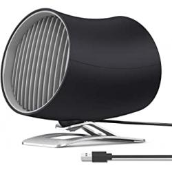 Chollo - Ventilador de escritorio Funme EasyAcc Dual Fan (98EA16FNLX)
