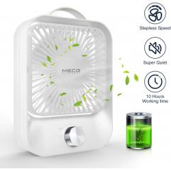 Chollo - Ventilador de Mesa MECO LJQ-119 USB