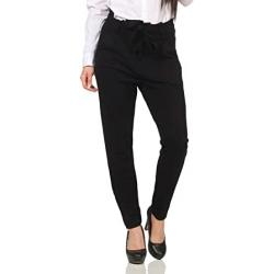 Chollo - Vero Moda Vmeva HR Loose Paperbag Pantalones mujer | 10205932