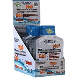Chollo - Victory Endurance Magnesio Plus Tropical Gel Pack 12x 35ml