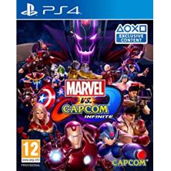 Chollo - Videojuego Marvel vs. Capcom Infinite para PS4