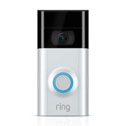 Chollo - Videoportero Ring Video Doorbell 2 WiFi con Videovigilancia