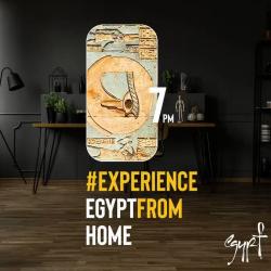 "Chollo - Visitas Virtuales ""Experimenta Egipto desde casa"""