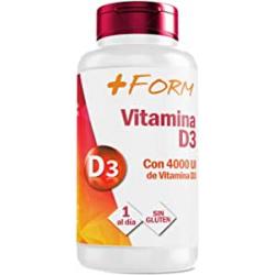 +Form Vitamina D 90 cápsulas