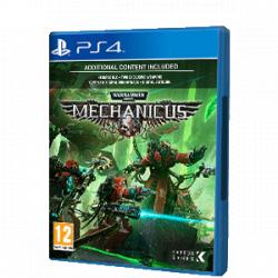 Chollo - Warhammer 40.000: Mechanicus - PS4 [Versión física]