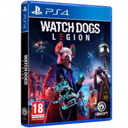 Chollo - Watch Dogs Legion Standard Edition | PS4/PS5 [Versión física]