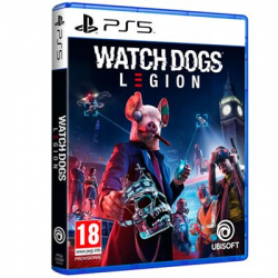 Chollo - Watch Dogs Legion Standard Edition | PS5 [Versión física]