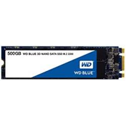 Chollo - WD Blue SATA SSD M.2 2280 500GB
