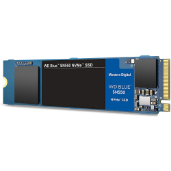Chollo - Disco duro WD Blue SN550 NVMe SSD