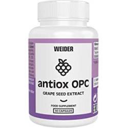Chollo - Weider Nutrition Antiox OPC Antioxidante 30 Cápsulas | 67501