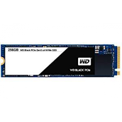 Chollo - Western Digital Black PCIe SSD 256GB