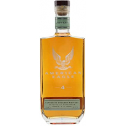Chollo - Whisky American Eagle Tennessee Bourbon 4 años 70cl