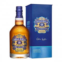 Chollo - Whisky Chivas Regal Gold Signature 18 Años