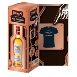 Chollo - Whisky Dewar's White Label (70cl) + Camiseta de Regalo