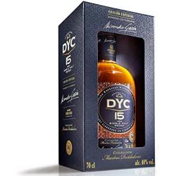 Chollo - Whisky DYC 15 Años Edición Especial 60 Aniversario