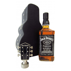 Chollo - Whisky Jack Daniel's Guitar Case Edition 70cl - Hard To Find
