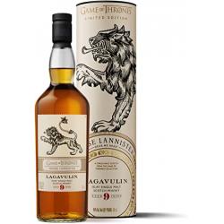 Chollo - Whisky Lagavulin Juego de Tronos Casa Lannister 9 Años