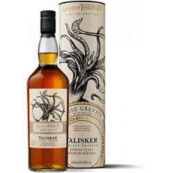 Whisky Talisker Select Reserva Edición limitada Juego de Tronos: Casa Greyjoy 70cl
