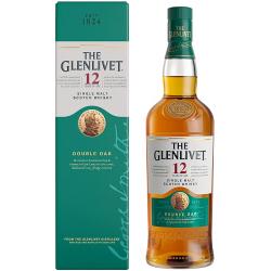 Chollo - Whisky The Glenlivet 12 años double oak 70cl