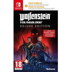 Chollo - Wolfenstein: Youngblood Deluxe Edition para Nintendo Switch