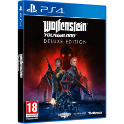 Chollo - Wolfenstein Youngblood Deluxe Edition para PS4