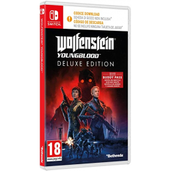 Chollo - Wolfenstein Youngblood Edición Deluxe | Nintendo Switch [Versión física]