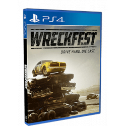 Chollo - Wreckfest: Drive Hard Die Last - PS4