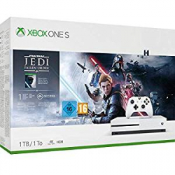 Chollo - Xbox One S 1TB + Star Wars Jedi: Fallen Order
