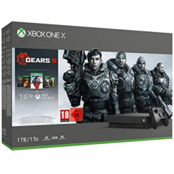 Chollo - Xbox One X 1TB + Gears Of War 5