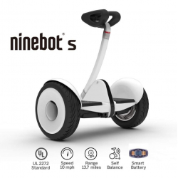 Chollo - Xiaomi Ninebot S Hoverboard Scooter