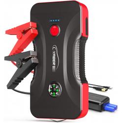 Chollo - YABER YA10 Arrancador de baterías 12V 800A 12800mAh