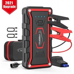 Chollo - YABER YR400 Arrancador de baterías 12V 1600A 20000mAh