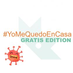 Chollo - Recopilación #YoMeQuedoEnCasa Gratis Edition (para una cuarentena más entretenida)