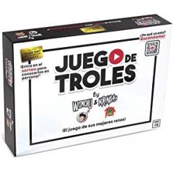 Chollo - Youtubers: Juego de troles - IMC Toys 93546