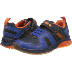 Chollo - Zapatillas Geox Spaziale Boy LED - Navy Royal