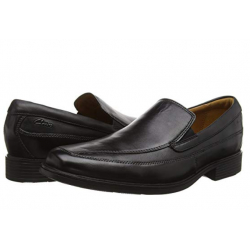 Zapatos de Cuero Clarks Tilden Free