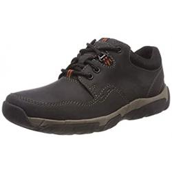 Chollo - Zapatos de Cuero Clarks Walbeck Edge II