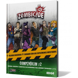 Chollo - Zombicide Compendium #2 - Edge Entertainment EECMZC07